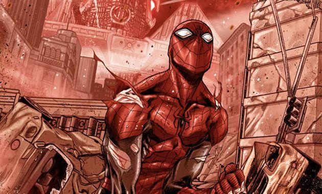 Así se vería Spiderman en el tráiler de Age of Ultron