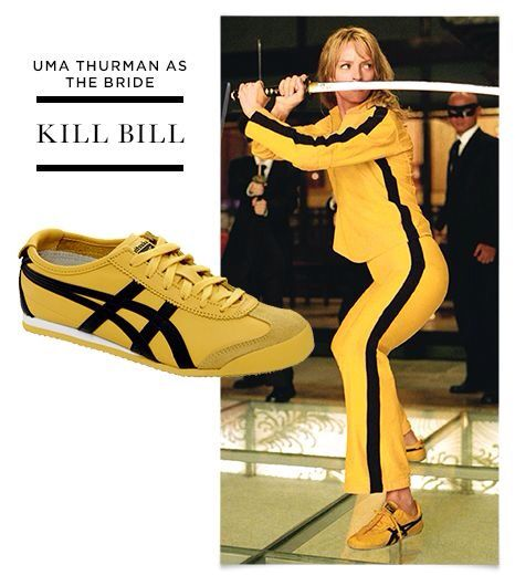 Image result for kill bill mexico asics