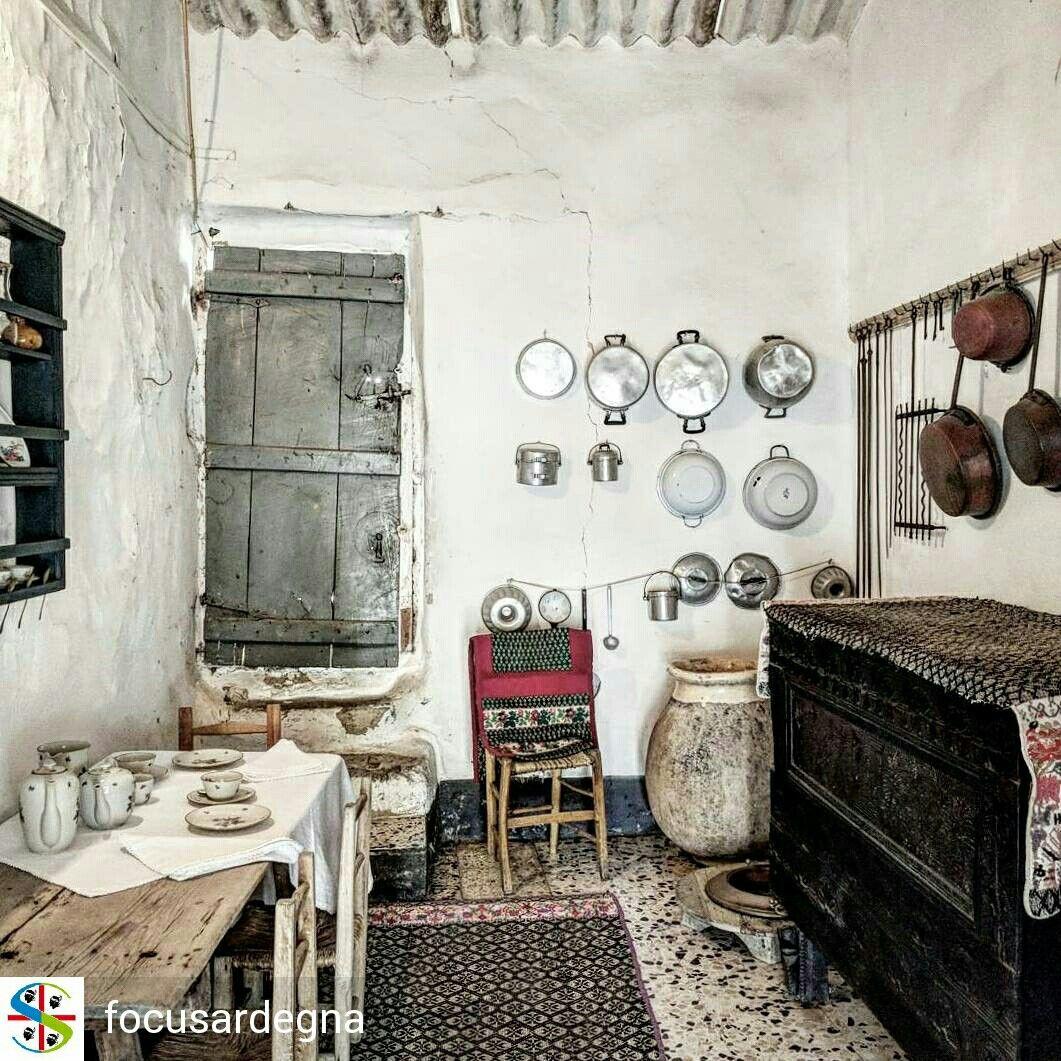 Le Antiche Case Sarde Arredamento Greco Case Antiche Interni Casa