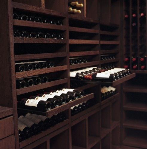 Wine Cellar Basement, Home Wine Cellars