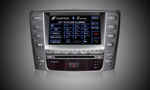 Fly Audio Flyaudio 2nd Generation Oem Replacement Dvd 7