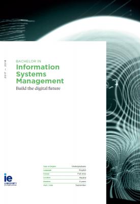 Bachelor In Information Systems Management En 2020