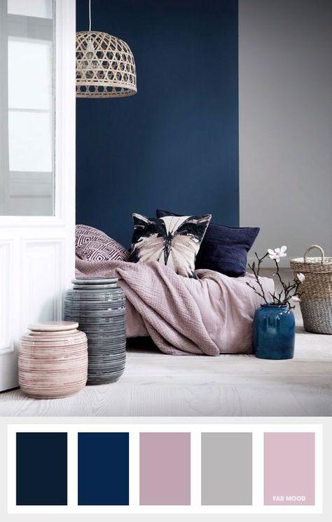 Photo of De mooiste kleurpaletten voor de slaapkamer