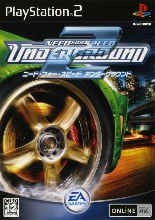 Need For Speed Underground 2 Jogos Ps2 Jogos