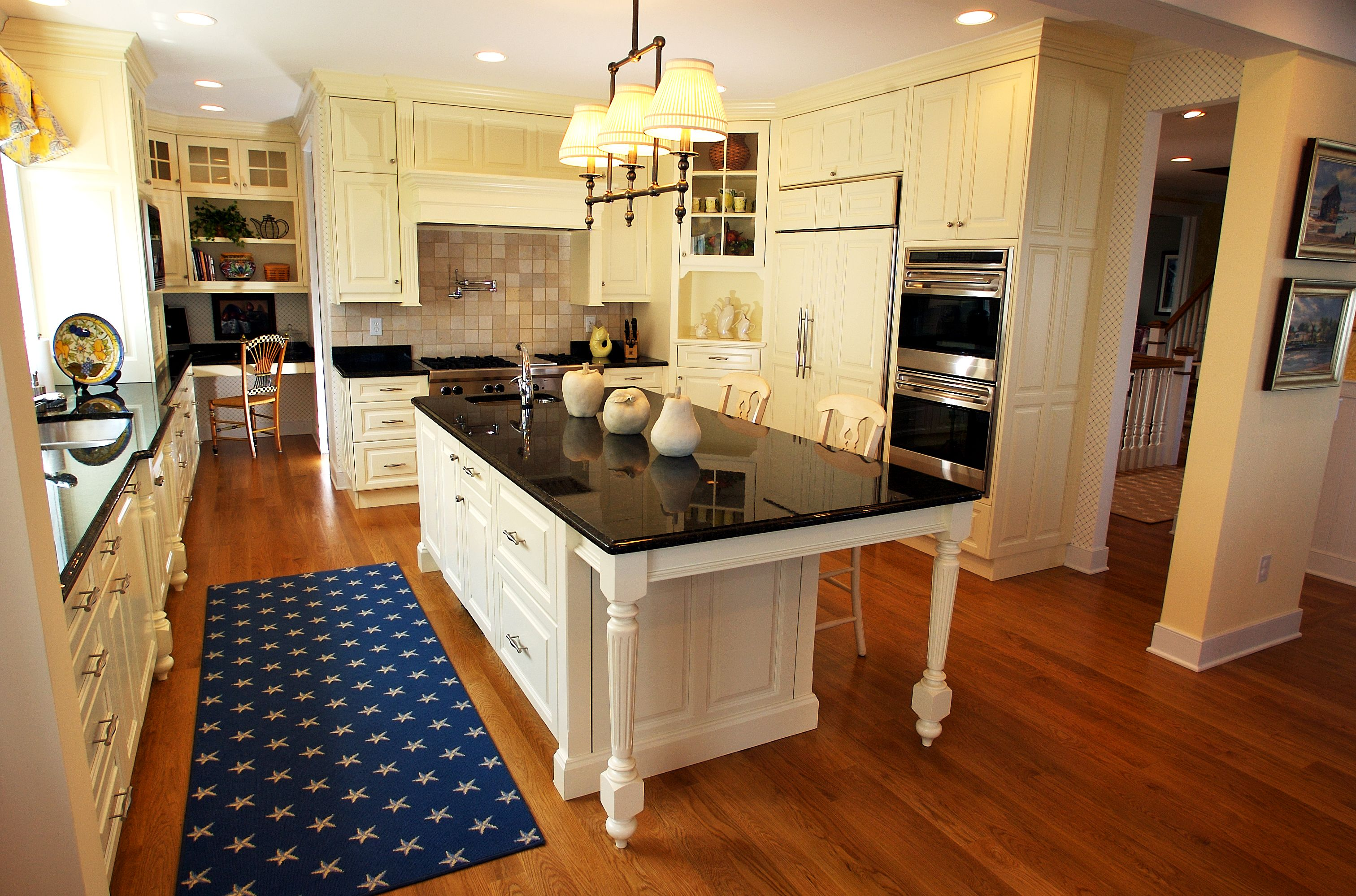 Boardwalk Builders  Kitchen, Custom Home