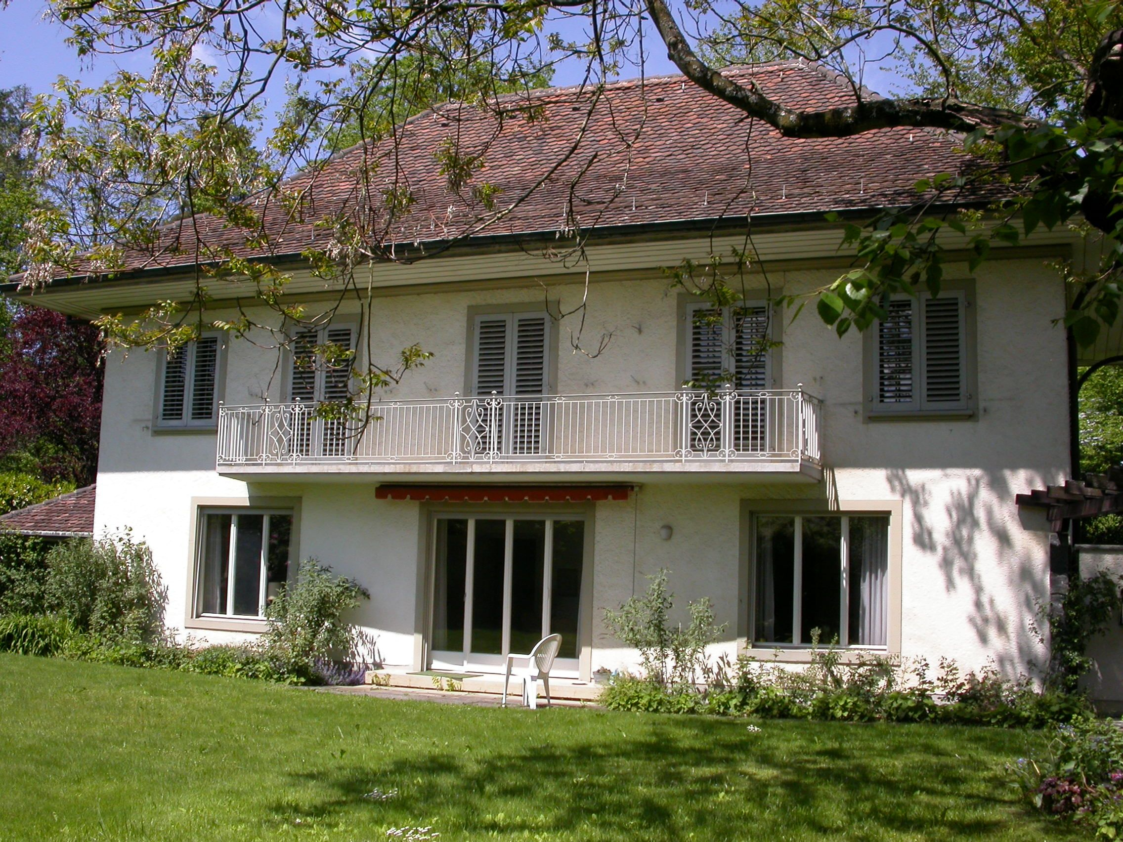 modernes haus kaufen schweiz House styles, Outdoor decor