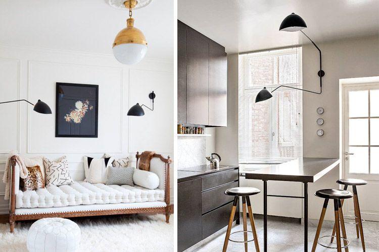 Isla cocina apliques de estilo industrial y contemporáneo para ...