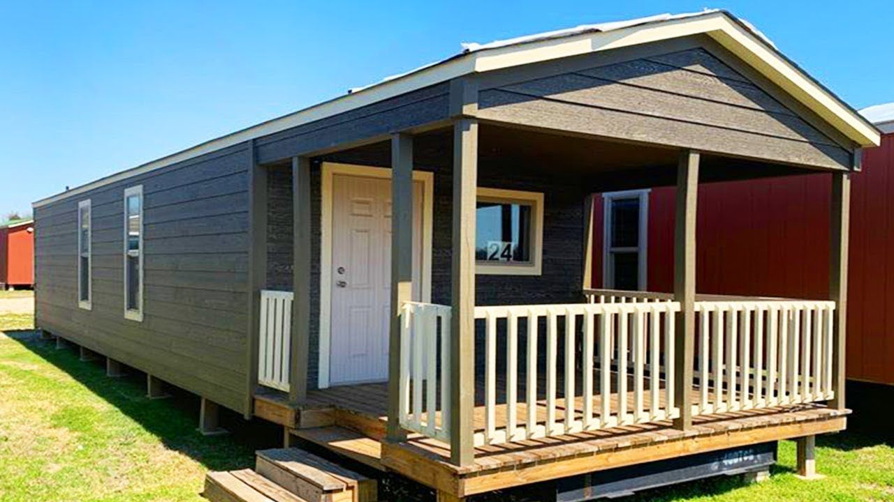 Stunning Tiny House Adu Guest Home Mother In Law Suite For Sale In Green