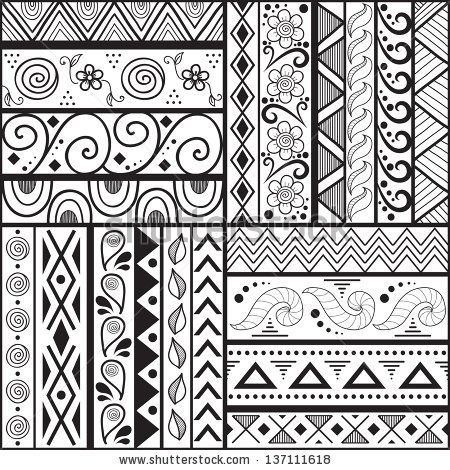 Mexican Background Stock Photos Images Pictures Pattern