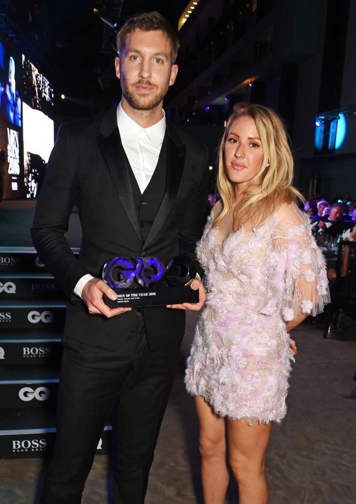 hvor lenge har Calvin Harris og Ellie goulding vært dating