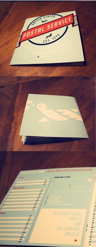 retro brochure p a p e r  n  t h i n g s Pinterest - retro brochure template