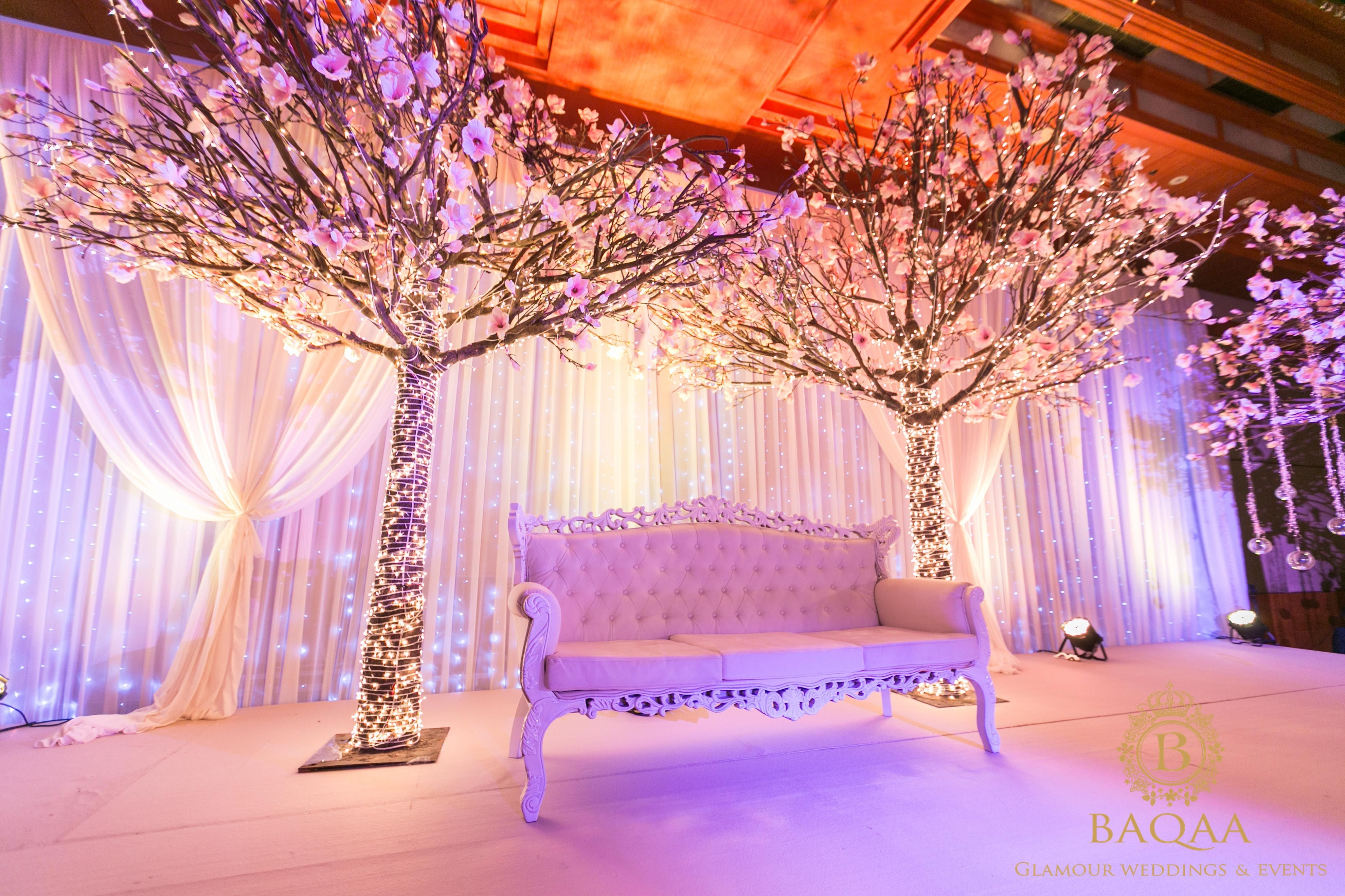Pin by BAQAA Glamour Weddings and Eve on A Twinkling
