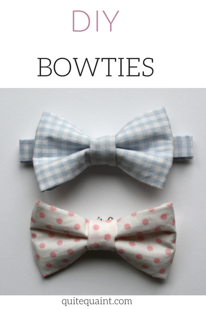 Easy Tie Dye Tips And Step By Step Instructions: DIY Children's Bowtie. Easy, Simple, And Completely
