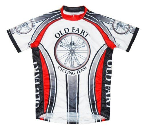 Old Fart Cycling Team Jersey by Primal Wear  73904b04f