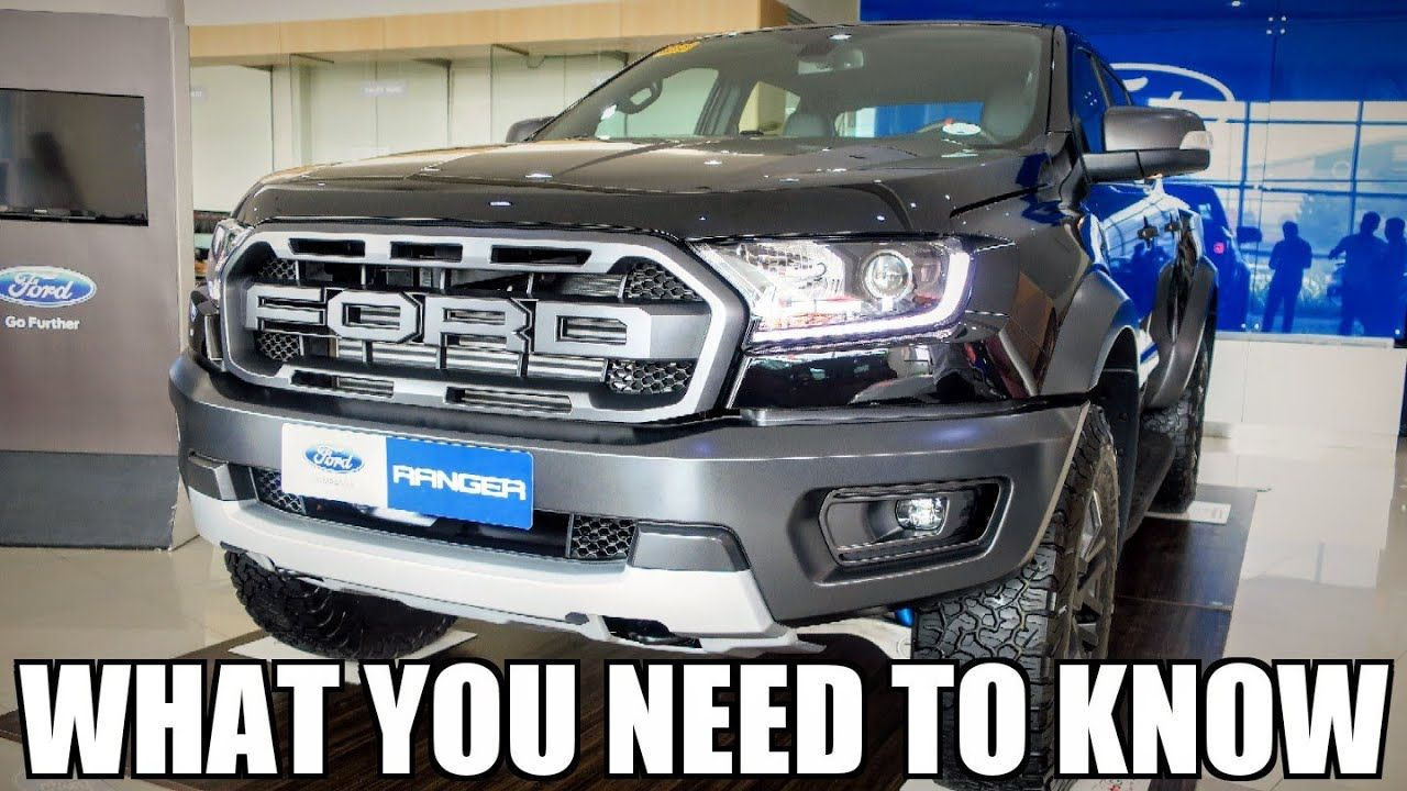 Ford Ranger Raptor Review Philippines Youtube Ford Ranger Raptor Ford Ranger Raptor