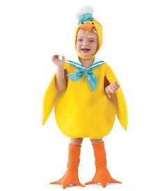 li'l rubber ducky costume