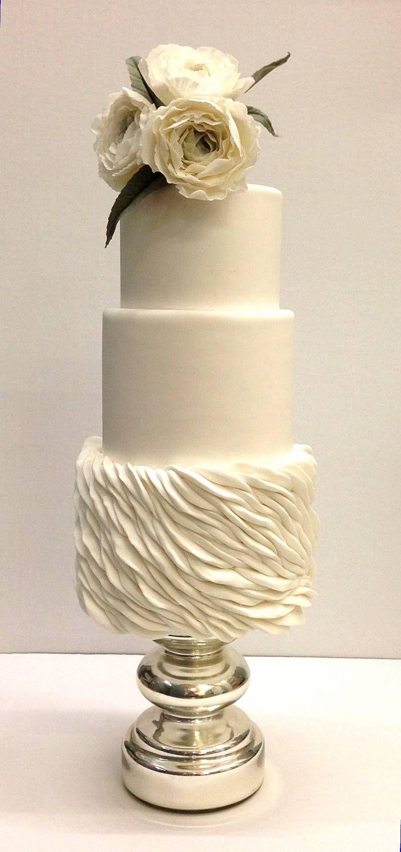 Artistic wedding cakes by jasmine rae cakes san