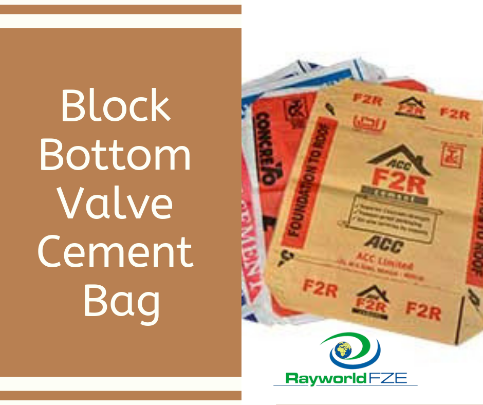 Block Bottom Valve Cement Bags Are Manufactured And Exported By Us Worldwide To Know More About Our Products You Can Visit Our W Sack Bag Woven Bag Fabric Bag