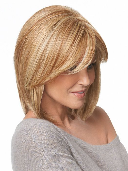 Bob Sa šiškama Frizurehr Fashion Hair Wig Hairstyles és Long