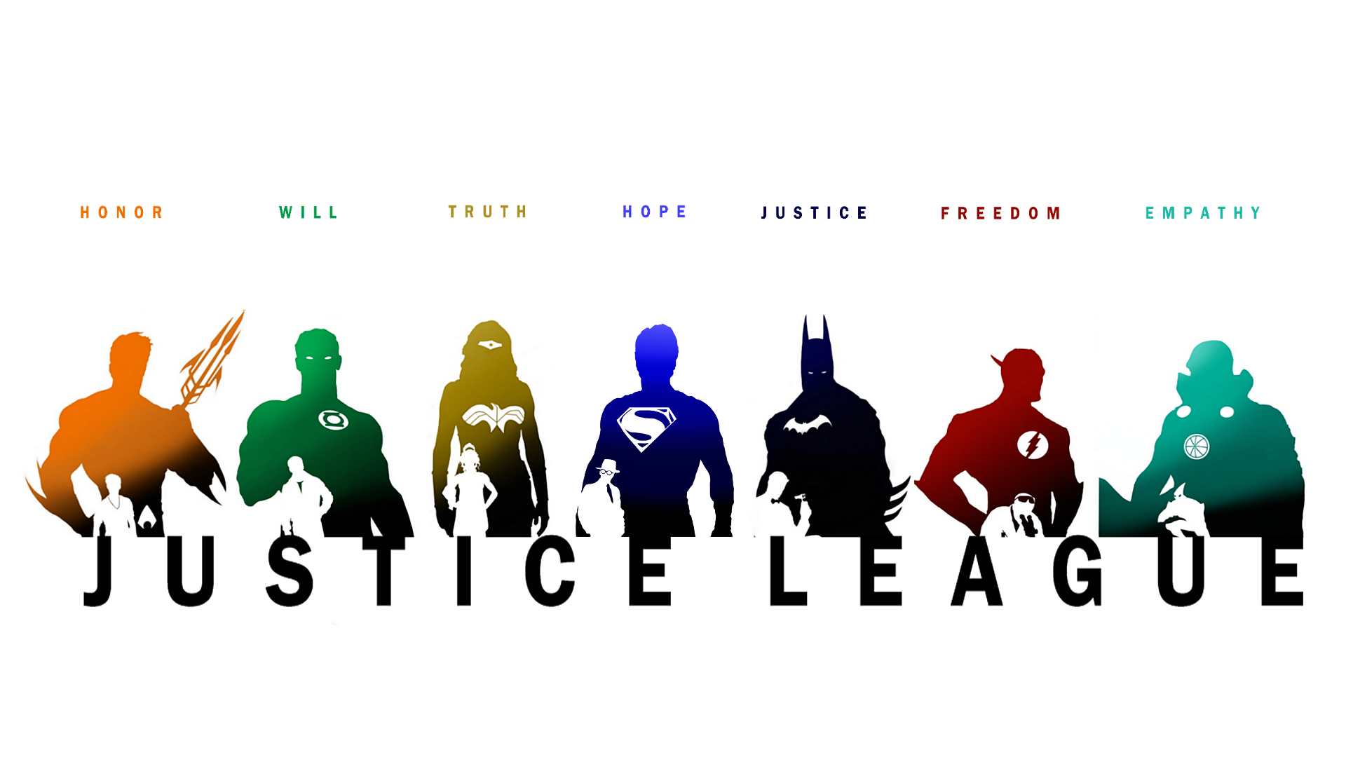 1920x1080 Justice League Wallpaper Background Image View