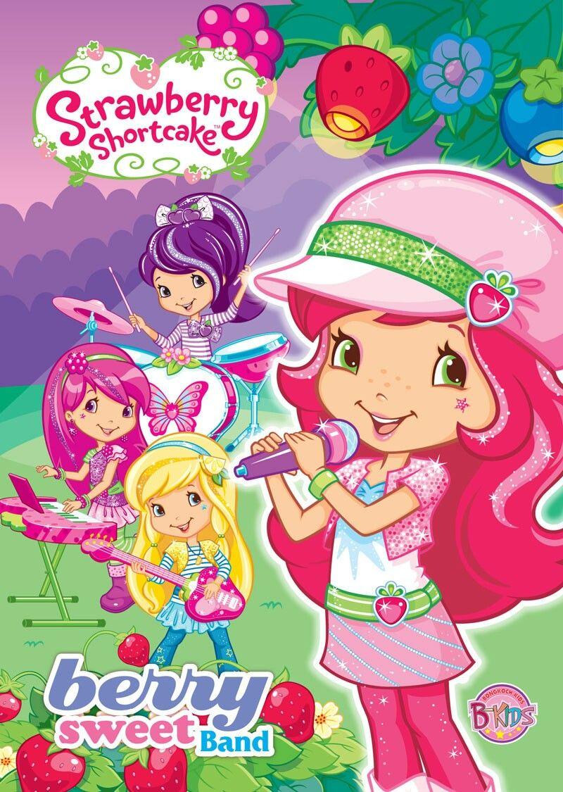 Park Art|My WordPress Blog_Strawberry Shortcake Coloring Book Amazon