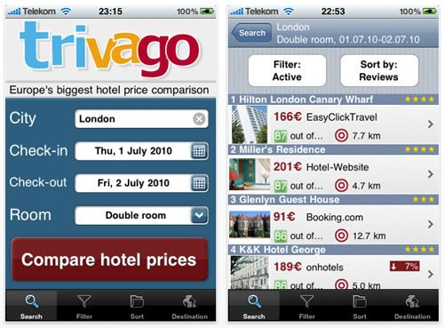 Pin By AppGameBoom Page On Trivago