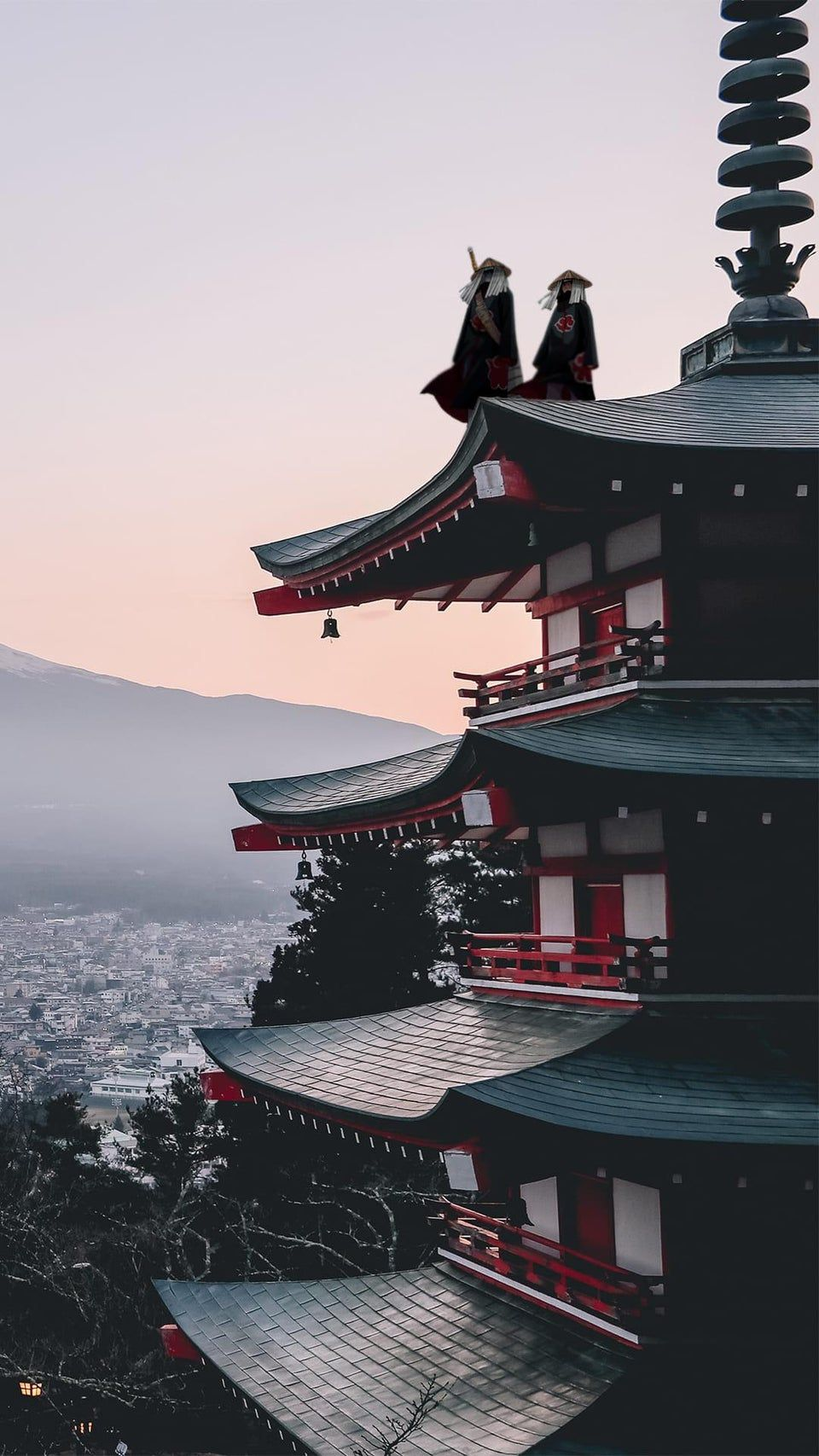 Akatsuki in Japan [1080p x 1920p]