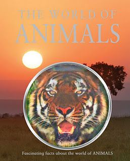 The World of Animals Book Review @MommyRamblings