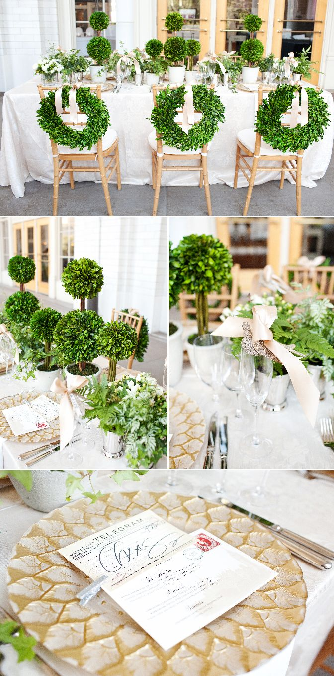 Affordable Wedding decor by celebrity planner Debi Lilly | Events ...