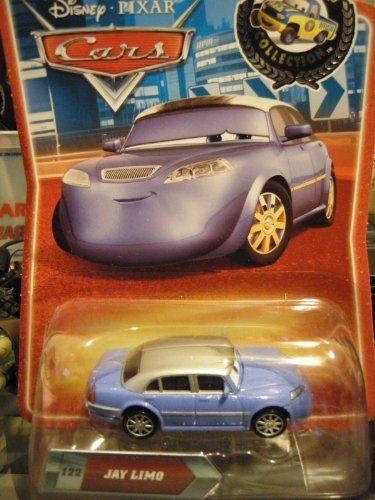 Disney / Pixar CARS Movie Exclusive 155 Die Cast Car Final Lap Series Jay Limo