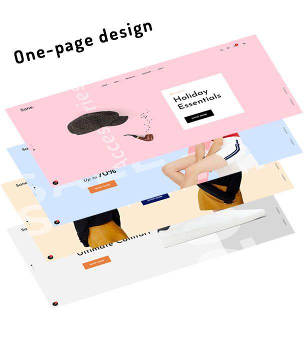 Ap Sane Multi-vendor Prestashop Theme- one-page design