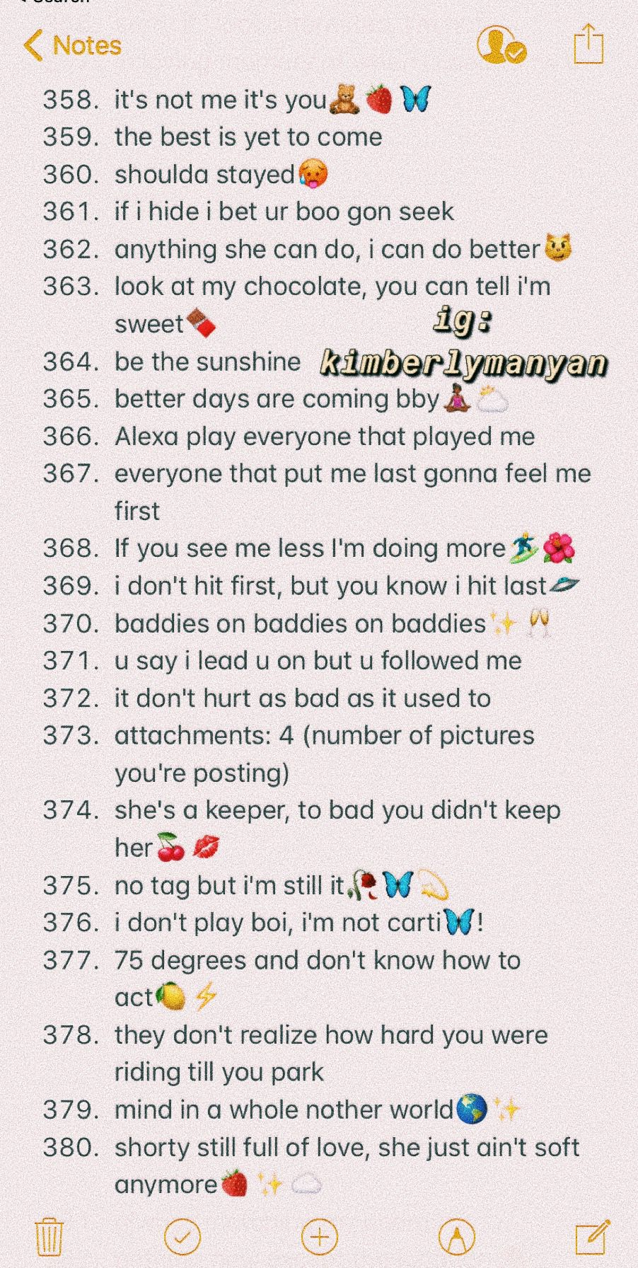 Ig Kimberlymanyan Ig Graphicsbykim Funny Instagram Captions Instagram Quotes Instagram Quotes Captions