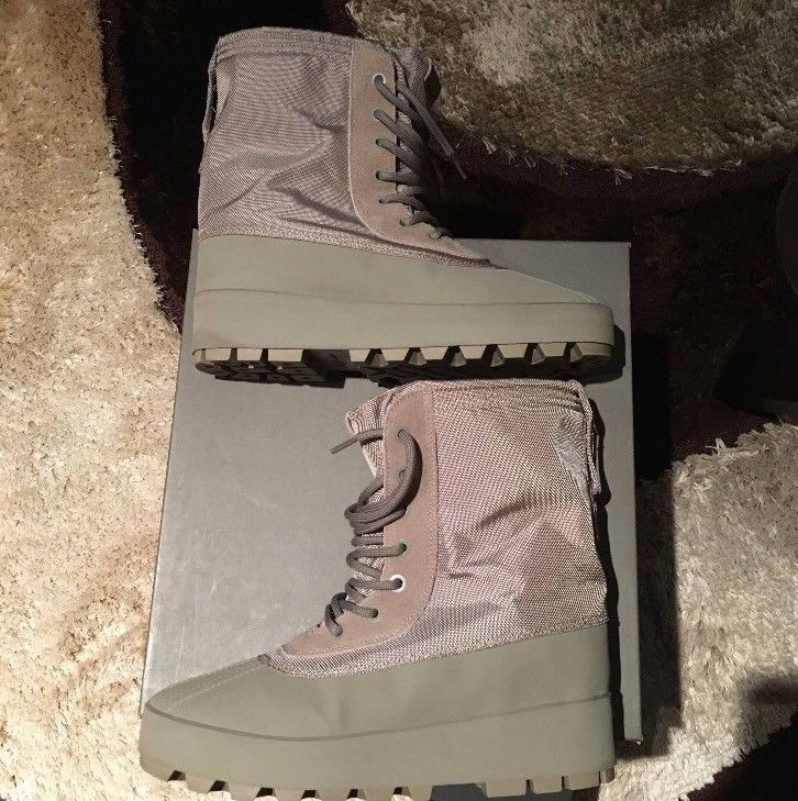 these real or fake. yeezy 950 Album on Imgur