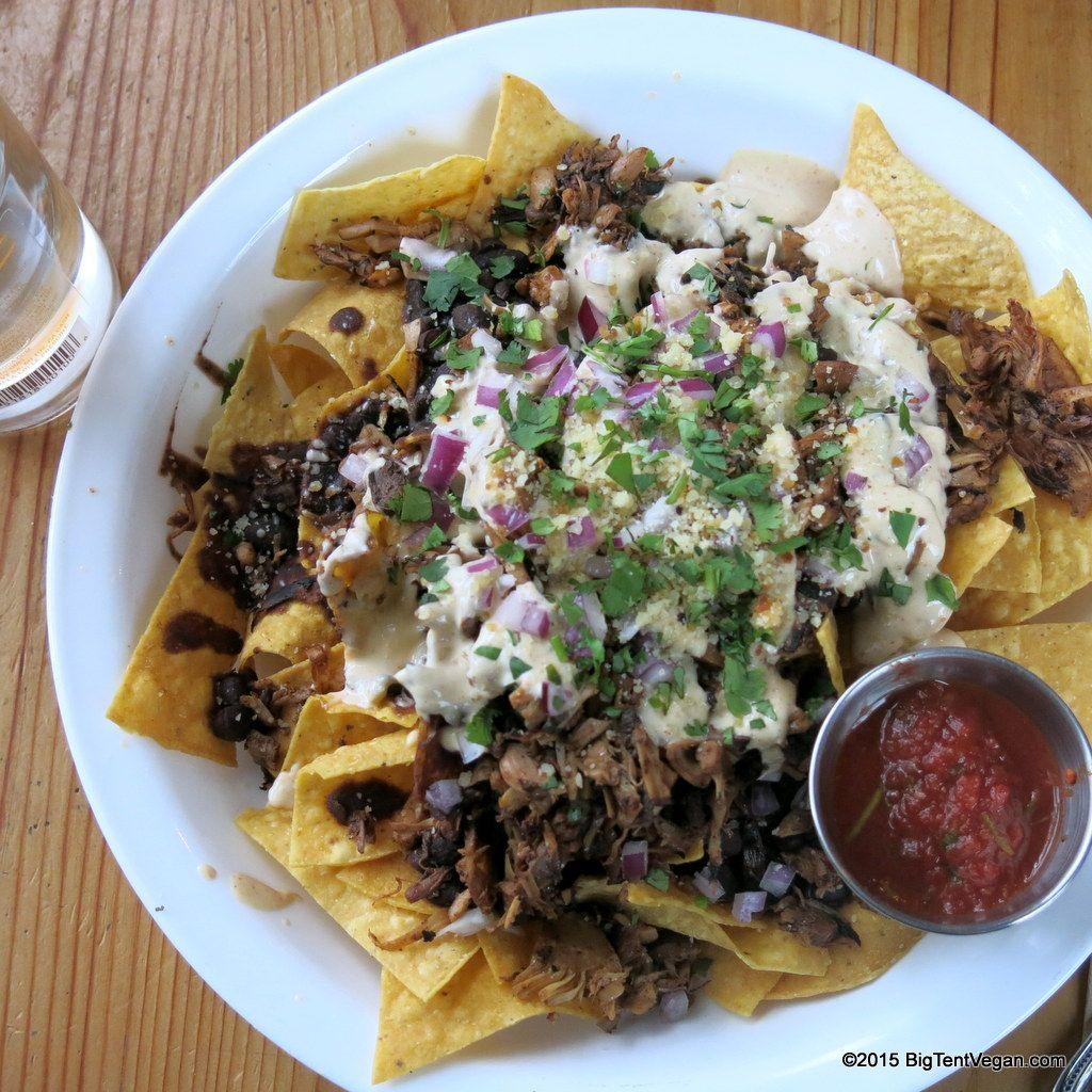 Nachos Fiesta From Seabirds Kitchen Costa Mesa Ca Usa