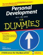 A complete guide to understanding how you think, and discovering how to think differently.    Personal Development All-in-One For Dummies is a complete guide to the key techniques that help you master your thoughts