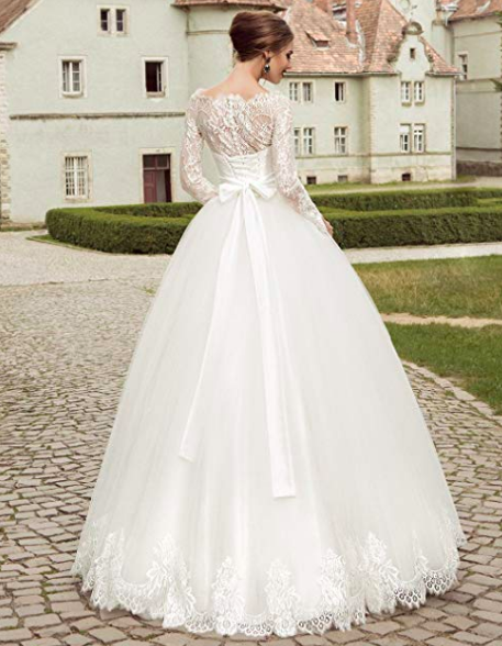 b2119e35073 25 Ball Gown Wedding Dresses Under 200 Dollars For Budget Savvy Brides