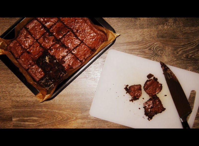•Bezlepkové brownies | www.zozivota.sk •Gluten free brownies by foodblogger Nika | www.zozivota.sk
