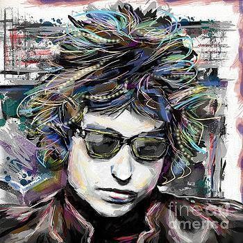 Title - Bob Dylan Art.