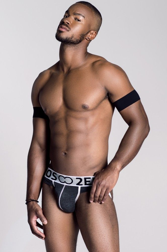 X marks the spot! The X-Series comes as a briefs, trunks and jockstraps as well as tights and tanks. <br /> <br />Features: <br /> <br />Marle Finish <br />Form fitting <br />Premium Modal fabric <br />Single pouch lining for an enhanced lift <br />Fabric: 95% Lenzing Modal / 5% Elastane