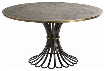 Draco Dining Table By Arteriors Contemporary Dining Tables