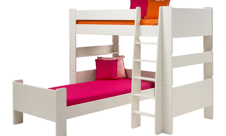 Solitaire L Shaped Bunk Bed Www Roomtogrow Co Uk Bunk Bed