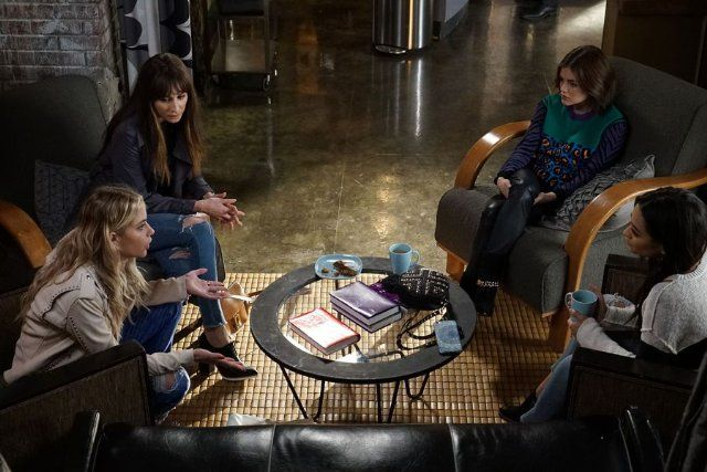 Pretty Little Liars #7x06 • Wanted: Dead or Alive
