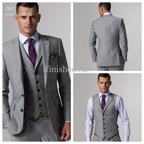 Help Me Find My Suit Wedding Thread Grey 3 Piece 5 Or 6