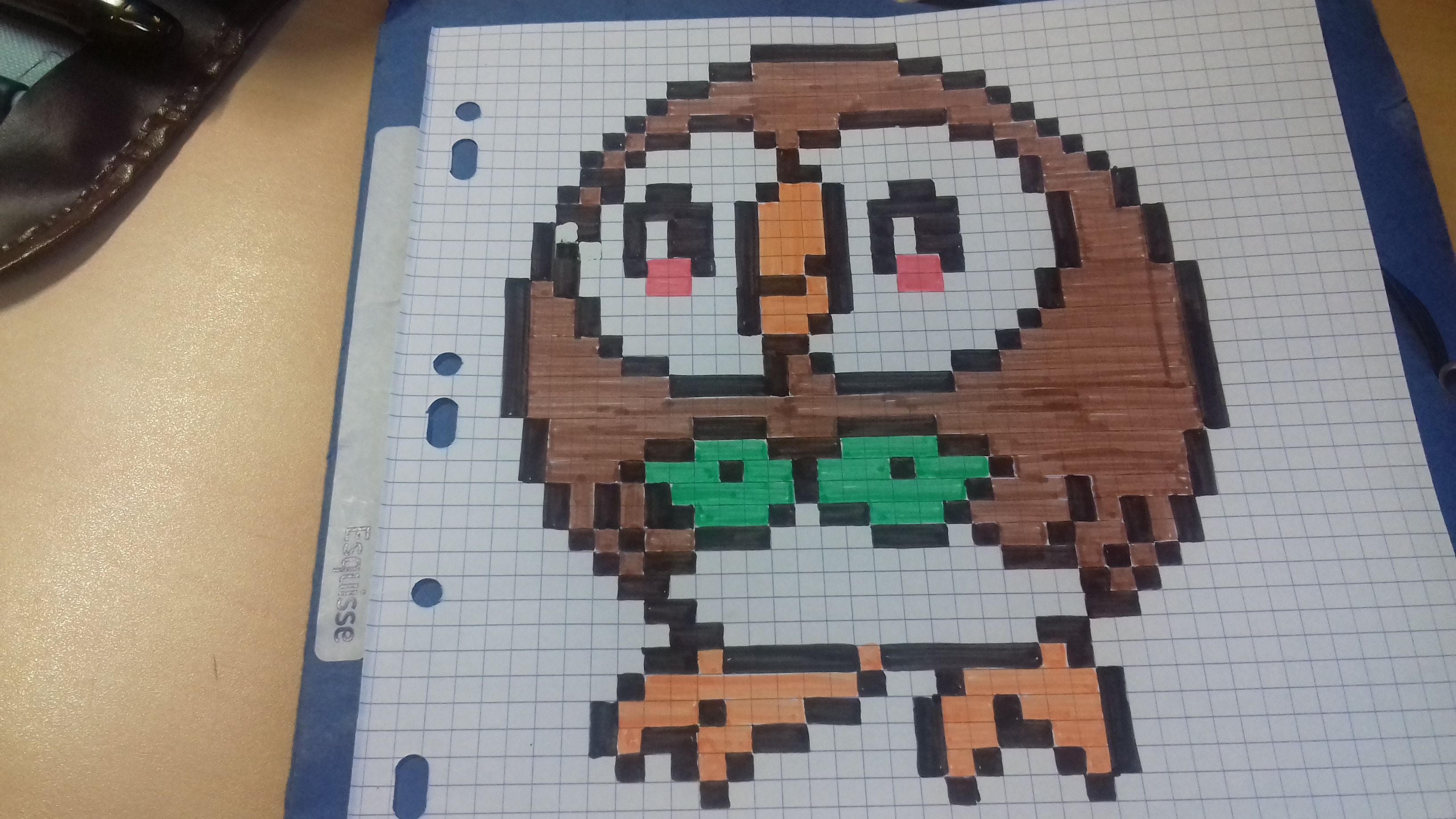épinglé Par Une Plumedore Sur Pixel Art Personnage Pixel