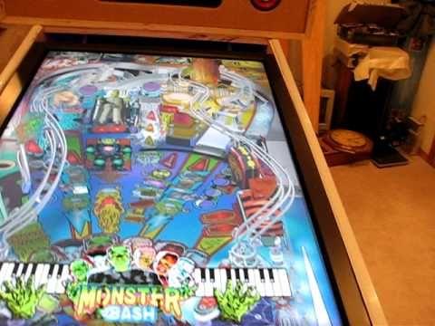 32/19/42 Virtual Pinball Hyperpin Cabinet | Mame | Pinball