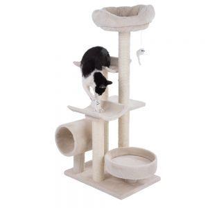 Rascadores Para Gatos Hasta 120 Cm Con Descuento En Bitiba Es Rascador Penélope Para Gatos Gatos Rascador Gatos Accesorios