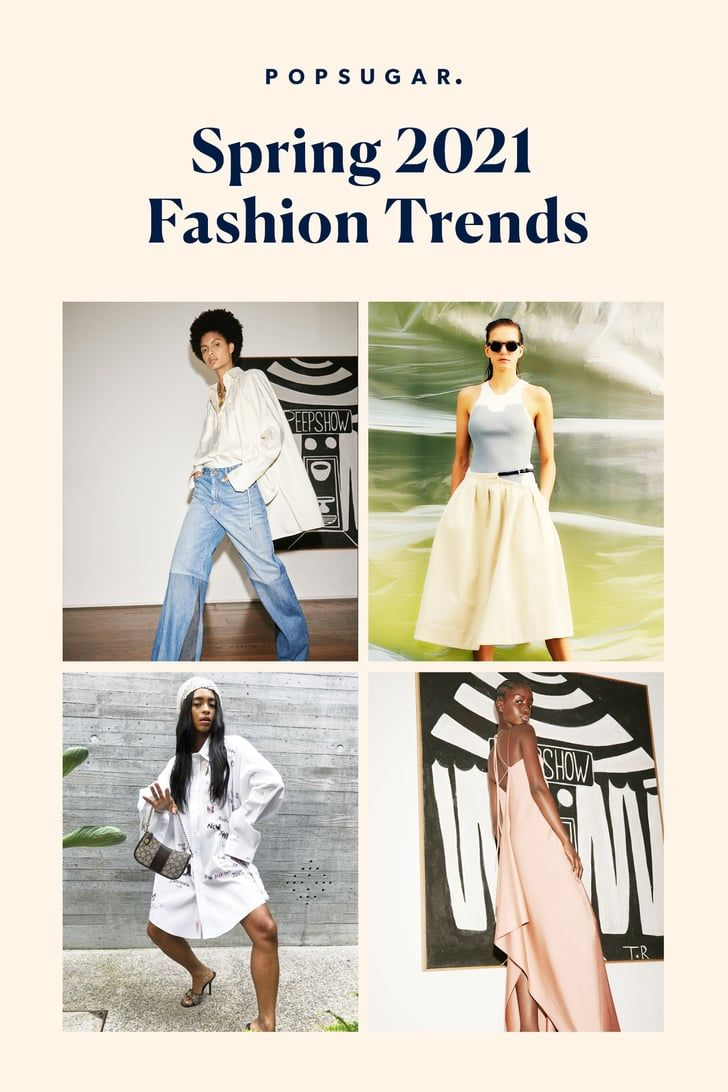 8 Looks That Will Be Everywhere Next Spring  Spring fashion