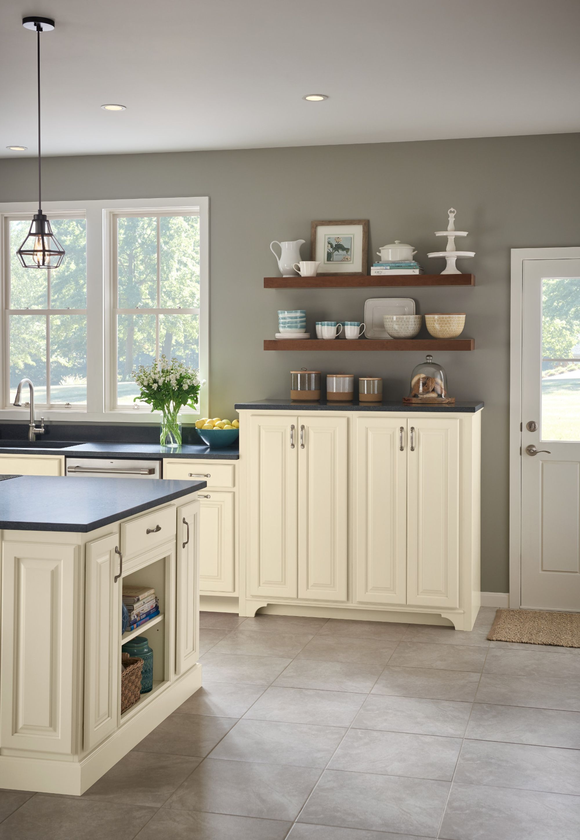Olmsted | American Woodmark | Inexpensive kitchen cabinets ...