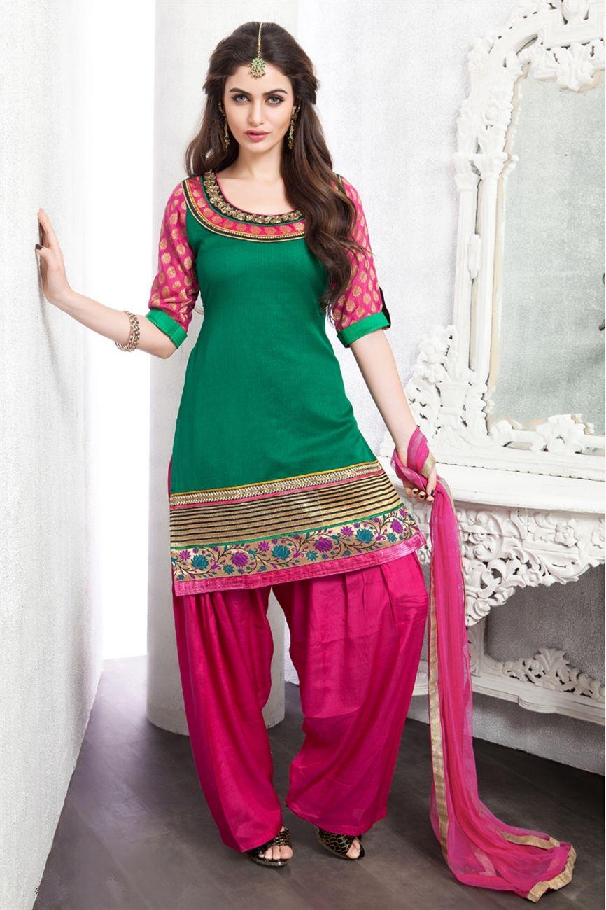 Punjabi Suit fashion Pinterest Punjabi suits Suits and