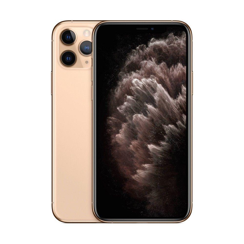 Apple Iphone 11 Pro Max 256gb Gold In 2020 Iphone Apple Iphone Iphone 11